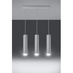 Pakabinamas šviestuvas LAGOS 3 baltas - 3 - 81,26€