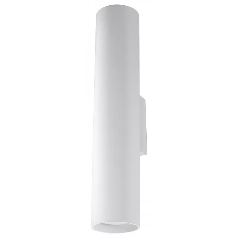 Sieninis šviestuvas LAGOS baltas - 1 - 37,22€