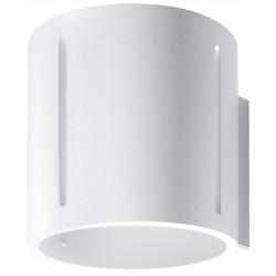 Sieninis šviestuvas INEZ baltas - 1 - 28,64€