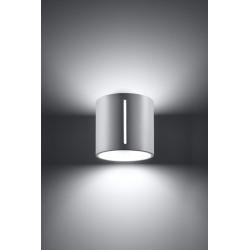 Sieninis šviestuvas INEZ baltas - 3 - 28,64€