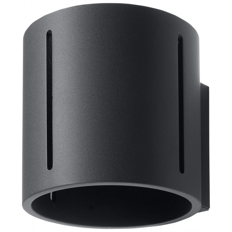 Sieninis šviestuvas INEZ juodas - 1 - 28,64€