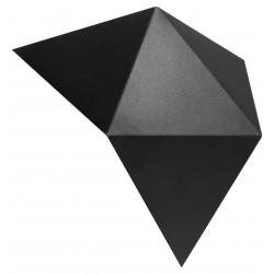Sieninis šviestuvas SOLIDO juodas - 1 - 31,36€
