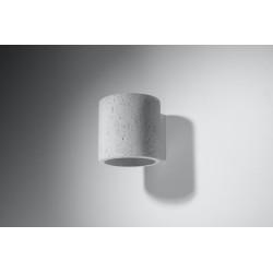 Sieninis šviestuvas ORBIS beton - 2 - 25,40€