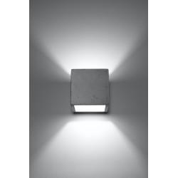 Sieninis šviestuvas QUAD beton - 3 - 25,49€