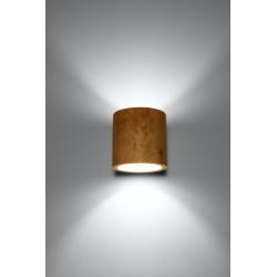 Sieninis šviestuvas ORBIS - 3 - 23,92€