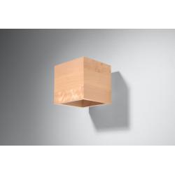 Sieninis šviestuvas QUAD - 2 - 22,92€