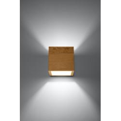 Sieninis šviestuvas QUAD - 3 - 22,92€