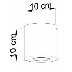 Plafonas ORBIS - 4 - 23,92€