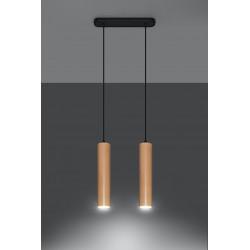 Pakabinamas šviestuvas LINO 2 - 3 - 59,52€