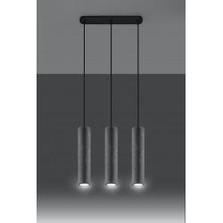 Pakabinamas šviestuvas LUVO 3 - 3 - 98,80€