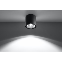 Plafonas TIUBE juodas - 4 - 25,89€