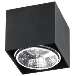 Plafonas BLAKE juodas - 1 - 25,89€