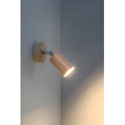 Sieninis šviestuvas BERGE - 2 - 20,92€