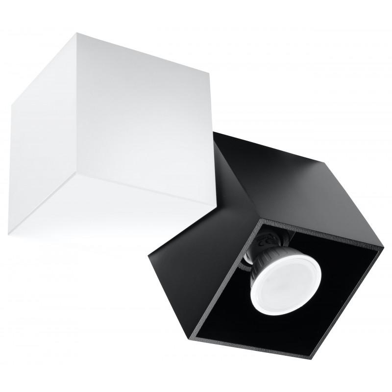 Plafonas OPTIK NERO 2 - 1 - 45,83€