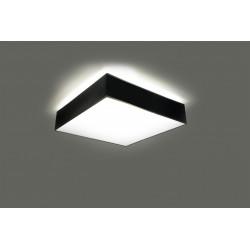 Sieninis šviestuvas HORUS juodas - 2 - 47,40€