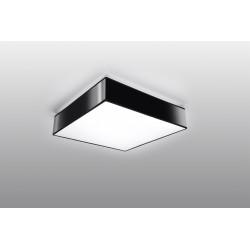 Sieninis šviestuvas HORUS juodas - 3 - 47,40€
