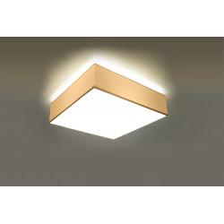 Sieninis šviestuvas HORUS baltas - 2 - 47,40€
