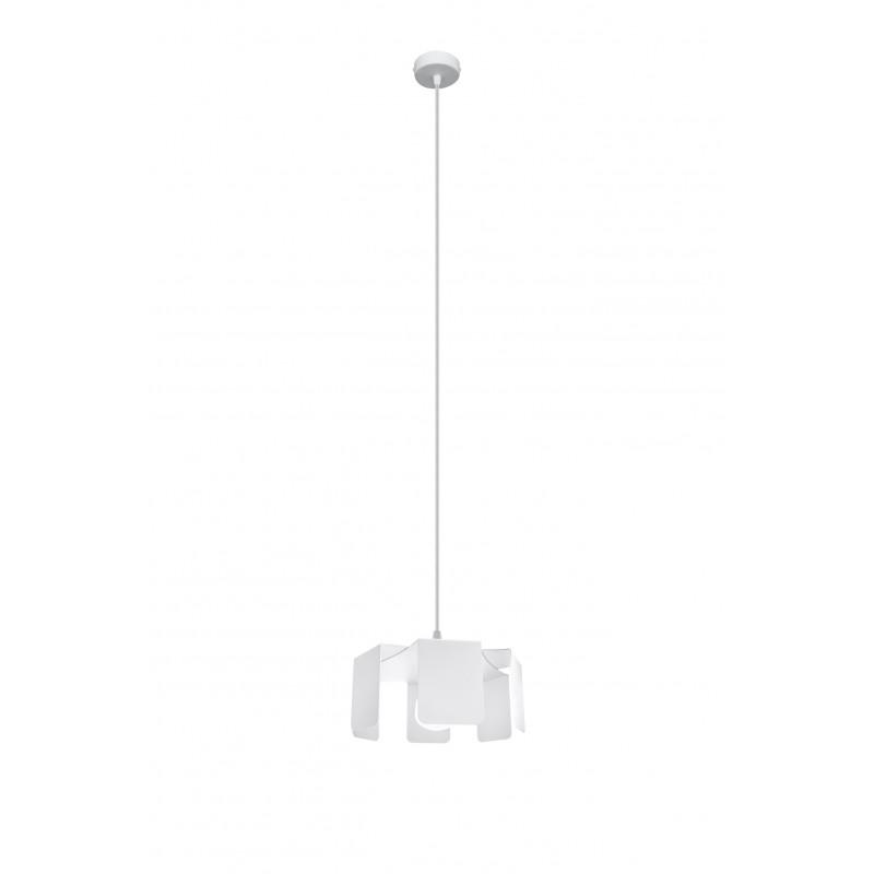 Pakabinamas šviestuvas TULIP baltas - 1 - 48,82€