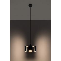 Pakabinamas šviestuvas TULIP juodas - 3 - 48,82€
