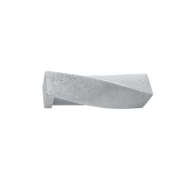 Sieninis šviestuvas SIGMA betono - 1 - 49,82€