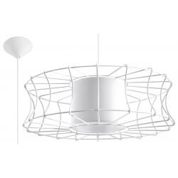 Pakabinamas šviestuvas SALERNO baltas - 1 - 51,12€