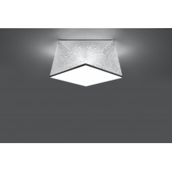 Plafonas HEXA 25 sidabro - 4 - 51,82€