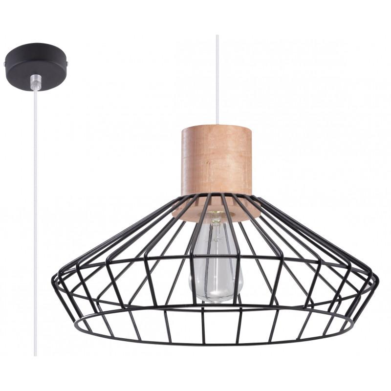 Pakabinamas šviestuvas LORA - 1 - 52,05€