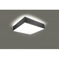 Sieninis šviestuvas HORUS pilkas - 2 - 52,38€