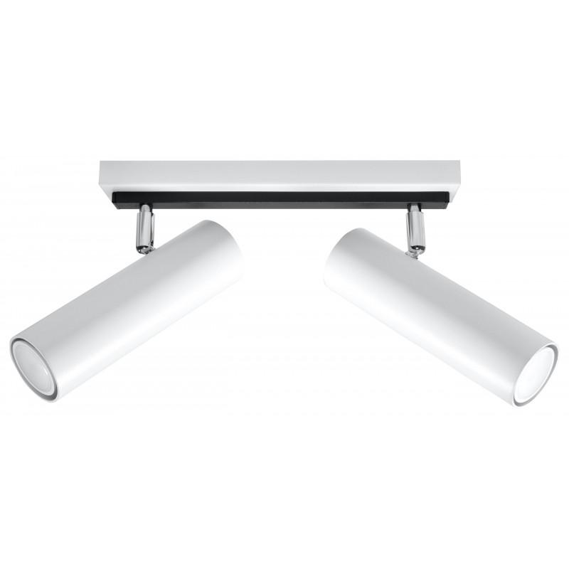 Lubinis šviestuvas DIREZIONE 2 baltas - 1 - 52,76€