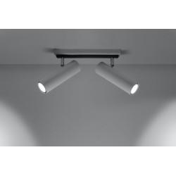 Lubinis šviestuvas DIREZIONE 2 baltas - 3 - 52,76€