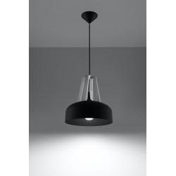 Pakabinamas šviestuvas CASCO juodas/baltas - 2 - 54,50€