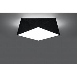 Plafonas HEXA 35 juodas - 3 - 57,80€