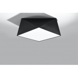 Plafonas HEXA 35 juodas - 4 - 57,80€