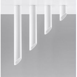 Plafonas PENNE 40 baltas - 4 - 59,16€