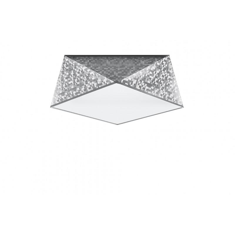 Plafonas HEXA 35 sidabro - 1 - 61,78€