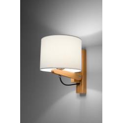 Sieninis šviestuvas LEGNO - 3 - 62,77€