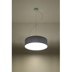 Pakabinamas šviestuvas ARENA 35 pilkas - 3 - 63,08€