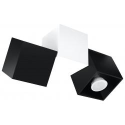 Plafonas OPTIK NERO 3 - 1 - 66,76€