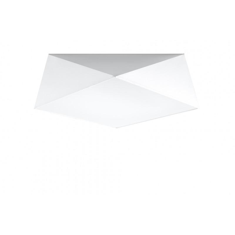 Plafonas HEXA 45 baltas - 1 - 71,74€