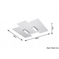 Plafonas FABIANO - 5 - 73,88€
