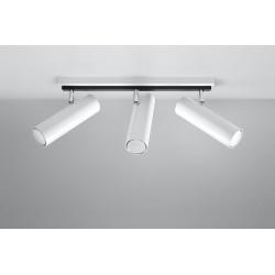 Lubinis šviestuvas DIREZIONE 3 baltas - 2 - 74,92€
