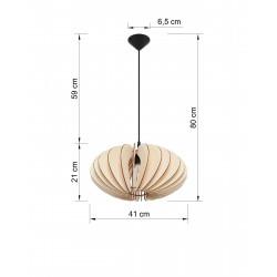 Pakabinamas šviestuvas SOPHIA - 2 - 76,71€