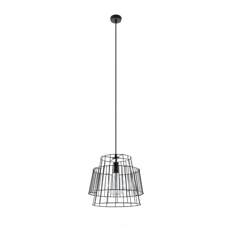 Pakabinamas šviestuvas GATE juodas - 1 - 76,71€