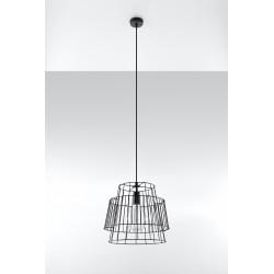 Pakabinamas šviestuvas GATE juodas - 4 - 76,71€