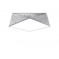 Plafonas HEXA 45 sidabro - 1 - 76,71€