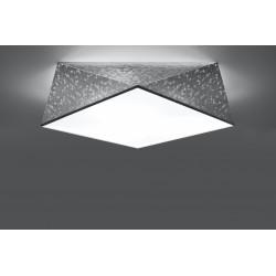 Plafonas HEXA 45 sidabro - 3 - 76,71€