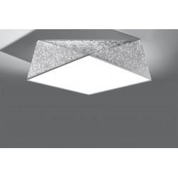 Plafonas HEXA 45 sidabro - 4 - 76,71€