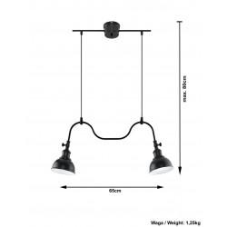 Lubinis šviestuvas MARE 2 - 4 - 81,64€