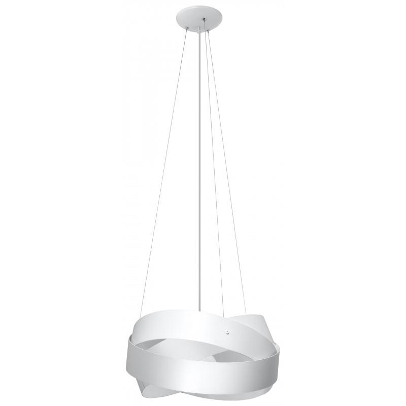 Pakabinamas šviestuvas MOBIUS baltas - 1 - 86,20€