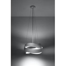 Pakabinamas šviestuvas MOBIUS baltas - 3 - 86,20€